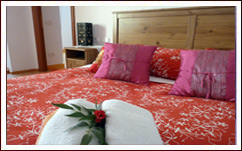 Camera nel Bed Breakfast Bergamo