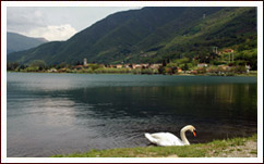 What to do and visit in Bergamo, Lake Endine